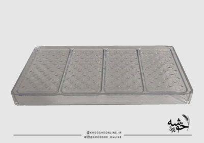 قالب پلی کربنات  تبلتی بافت