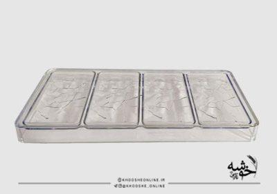 قالب پلی کربنات تبلتی سنگ