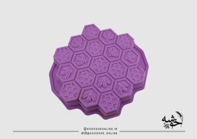 قالب سیلیکونی زنبور عسل