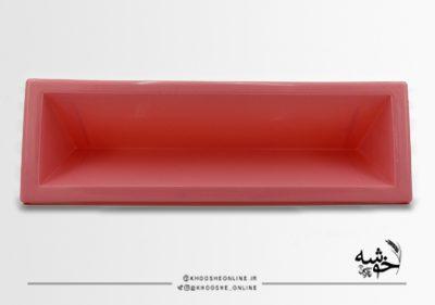 قالب ژله پلاستیکی ناودانی