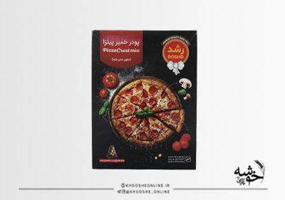 پودر خمیر پیتزا رشد