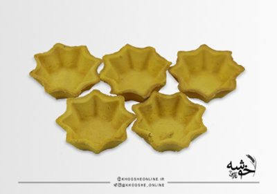 نان تارت طرح ستاره1