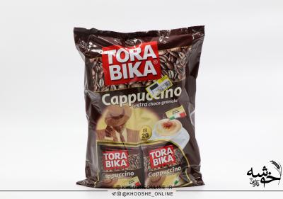 کاپوچینو تورابیکا معمولی   Torabika Cappuccino