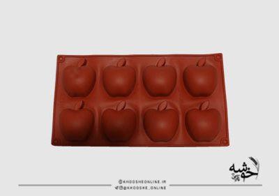 قالب سیلیکون سیب کد3252