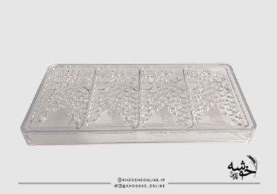 قالب پلی کربنات تبلتی شیشه
