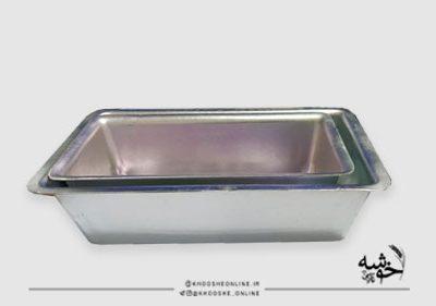 قالب کیکس آلومینیوم