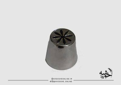 ماسوره سه بعدی طرح گل کد3