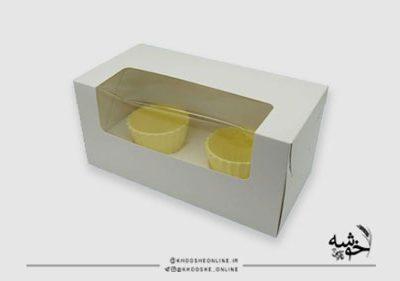 جعبه باگر کیک